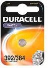 Duracell 392/384 1,5V Silver Oxide Knopfbatterie